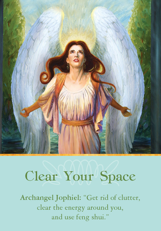 Clear Your Space